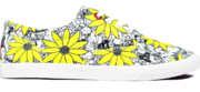 Bucketfeet Floral White