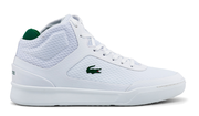Lacoste Explorateur  White / Green Tennari