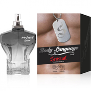 Body Language Sensual Parfym Men